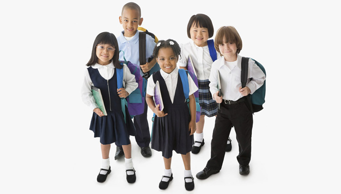 Screen Printed School Uniforms in and near Florida