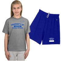 Screen Printed PE Uniforms in and near Marco Island Florida
