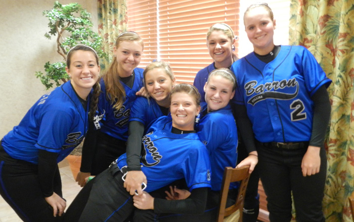 Screen Printed Softball Uniforms in and near Naples Florida