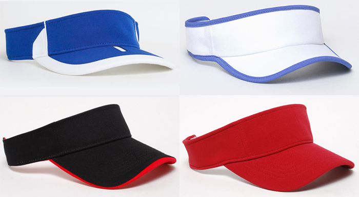 Screen Printed Visors in and near Naples Florida